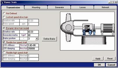 GH Bladed - Konstruktionssoftware für Windkraftanlagen