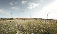 Wind energy von BayWa r.e. renewable energy GmbH