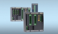 Intelligent Power Supply with Grid Measurement and Protection Module von Bachmann electronic GmbH