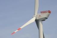 5 MW offshore wind turbine M5000 von AREVA Wind GmbH