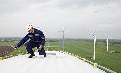 Wind energy onshore & repowering von Projekt Projektierungsgesellschaft f�r regenerative Energiesysteme mbH