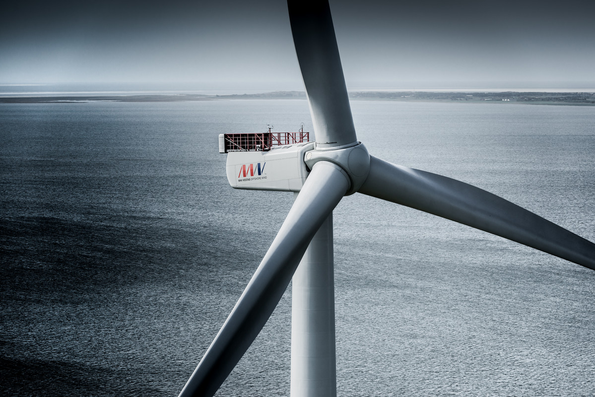 Vestas Offshore Turbine