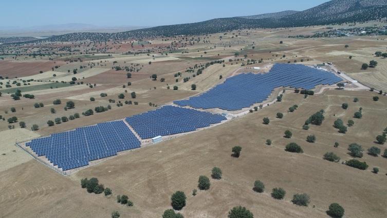 PV-Anlage, Türkei, Solar