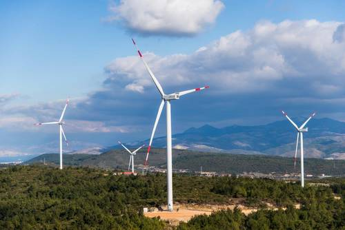 Windpark, Nordex
