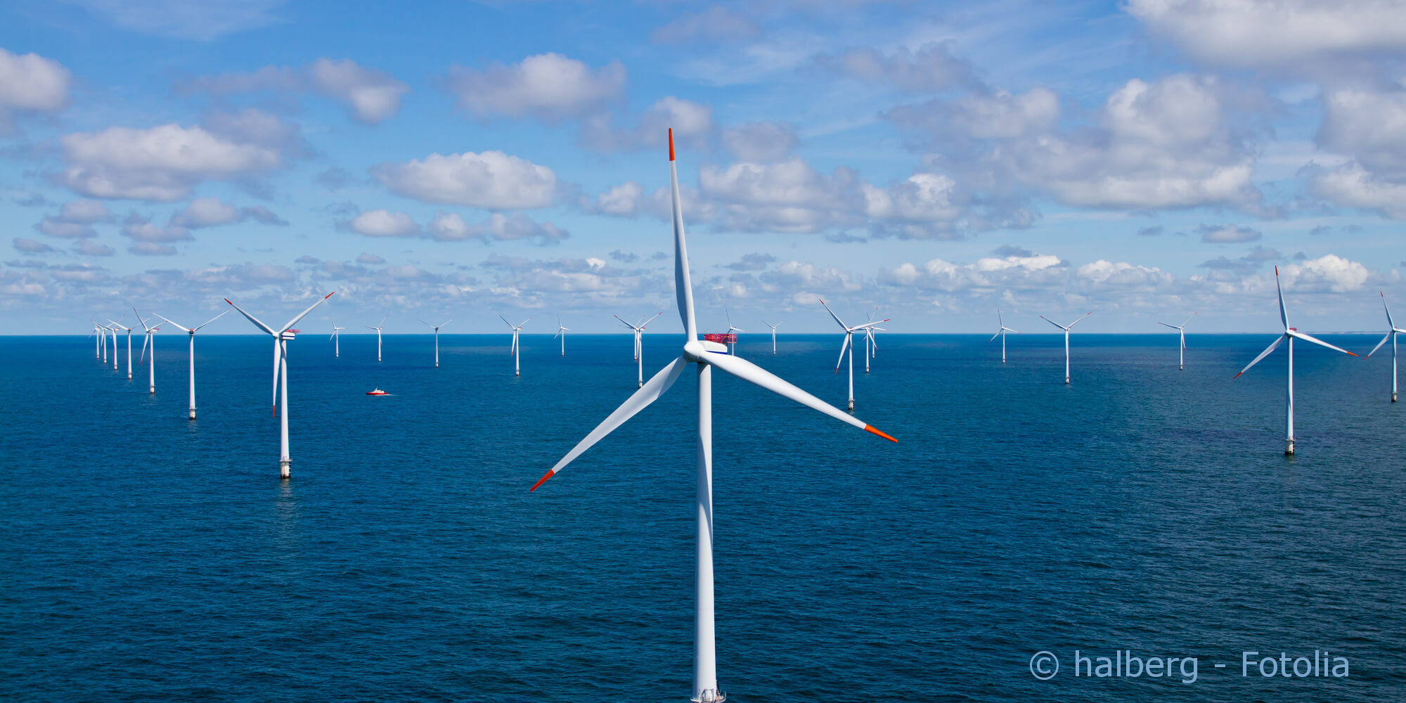 Supraleitender Generator für Windkraftanlagen der nächsten