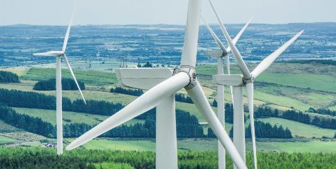 Nordex Windkraftanlagen