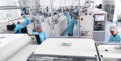 Bosch kooperiert mit Brennstoffzellen-Experten Ceres Power