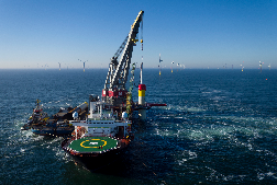 © Trianel Windpark Borkum II