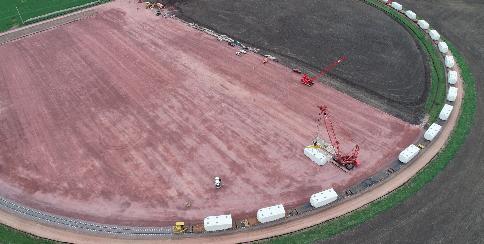 Nordex 2018 mit stark verbessertem Auftragseingang