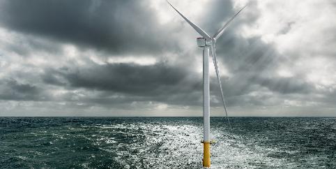 10 MW Offshore Windkraftanlage