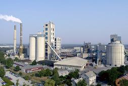 Cementa Werk auf Gotland