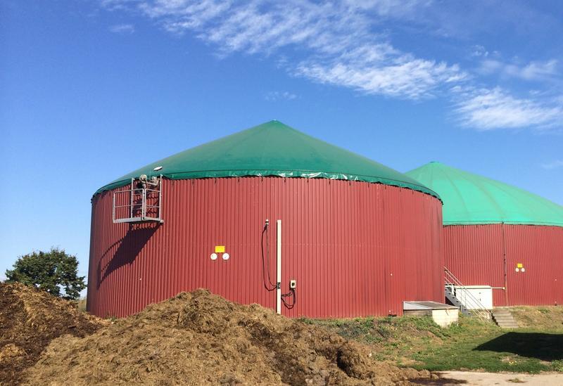 Neue Wege: Organische Wasserstoff-Produktion in Biogasanlagen