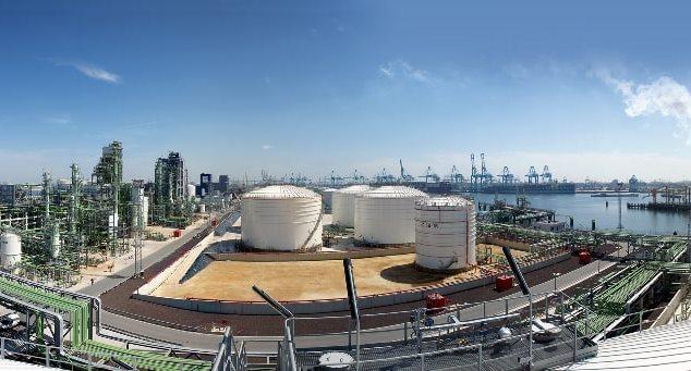 Weltweit erster Multi-MW Hochtemperatur Elektrolyseur für grünen Wasserstoff