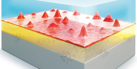 Ideas   How to Make a Volcano from Paper   244x484