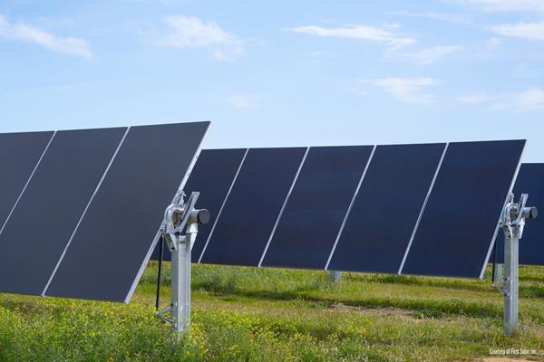 Solarstrom Aktie