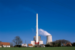 © RWE, Kohlekraftwerk Ibbenbüren