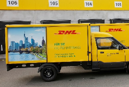 © Deutsche Post DHL Group, StreetScooter