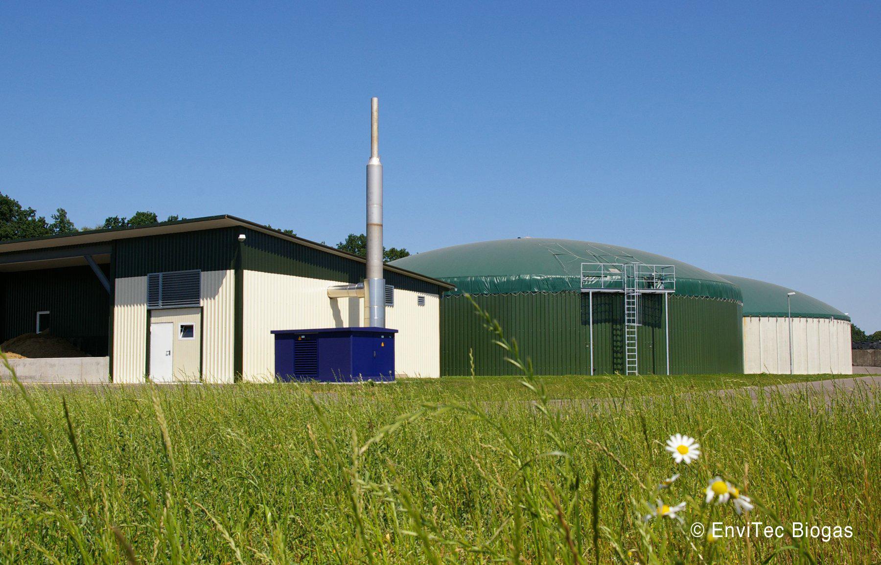© Envitec Biogas