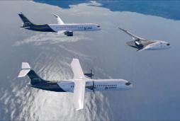 © Airbus, ZEROe-Konzept