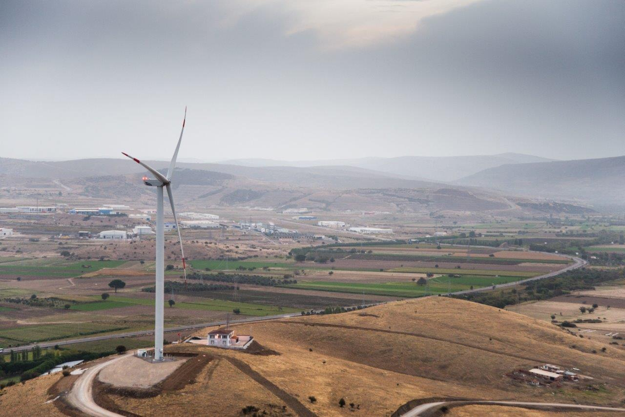 Nordex-Windkraftanlage