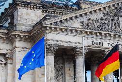 Bundestag - Wahlumfrage
