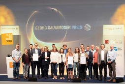 Preisträger Georg-Salvamoser-Preis 2018
