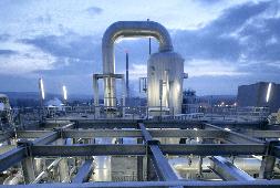 Bioethanolanlage